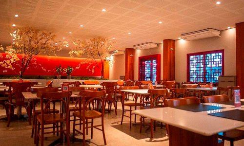 40 anos promovendo a milenar gastronomia chinesa